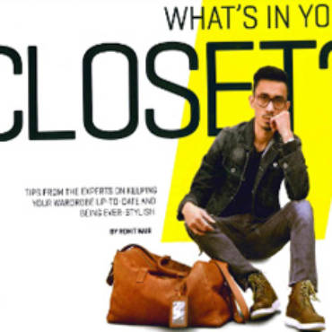 What's in you Closet