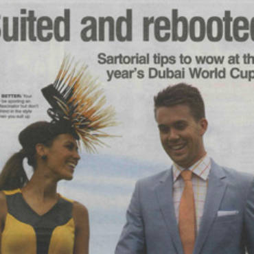 Suited and Rebooted – Metro Shopping