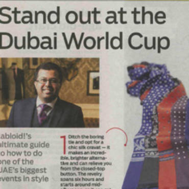 The Directory – Stand Out at the Dubai World Cup