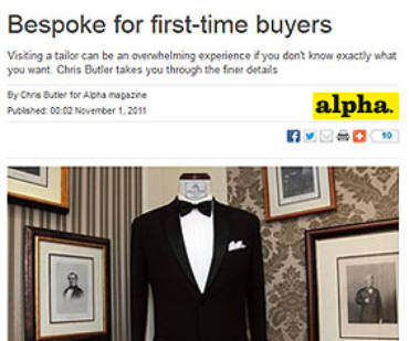 Gulfnews com: Bespoke for first time buyers  – Ascots