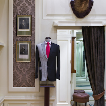 Revealed: 3D men's tailoring comes to the UAE